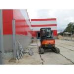 строительство гипермаркета магнит в г. Белебей